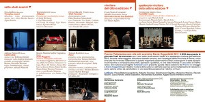 DVD tuttoteatro.com 2011 - DVD BOOKLET