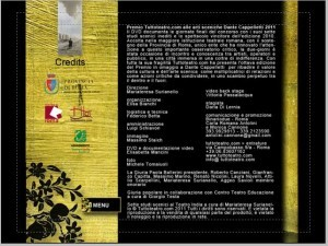 DVD tuttoteatro.com 2011 - INTERNAL TEXT PAGE